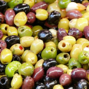 Condiments & olives